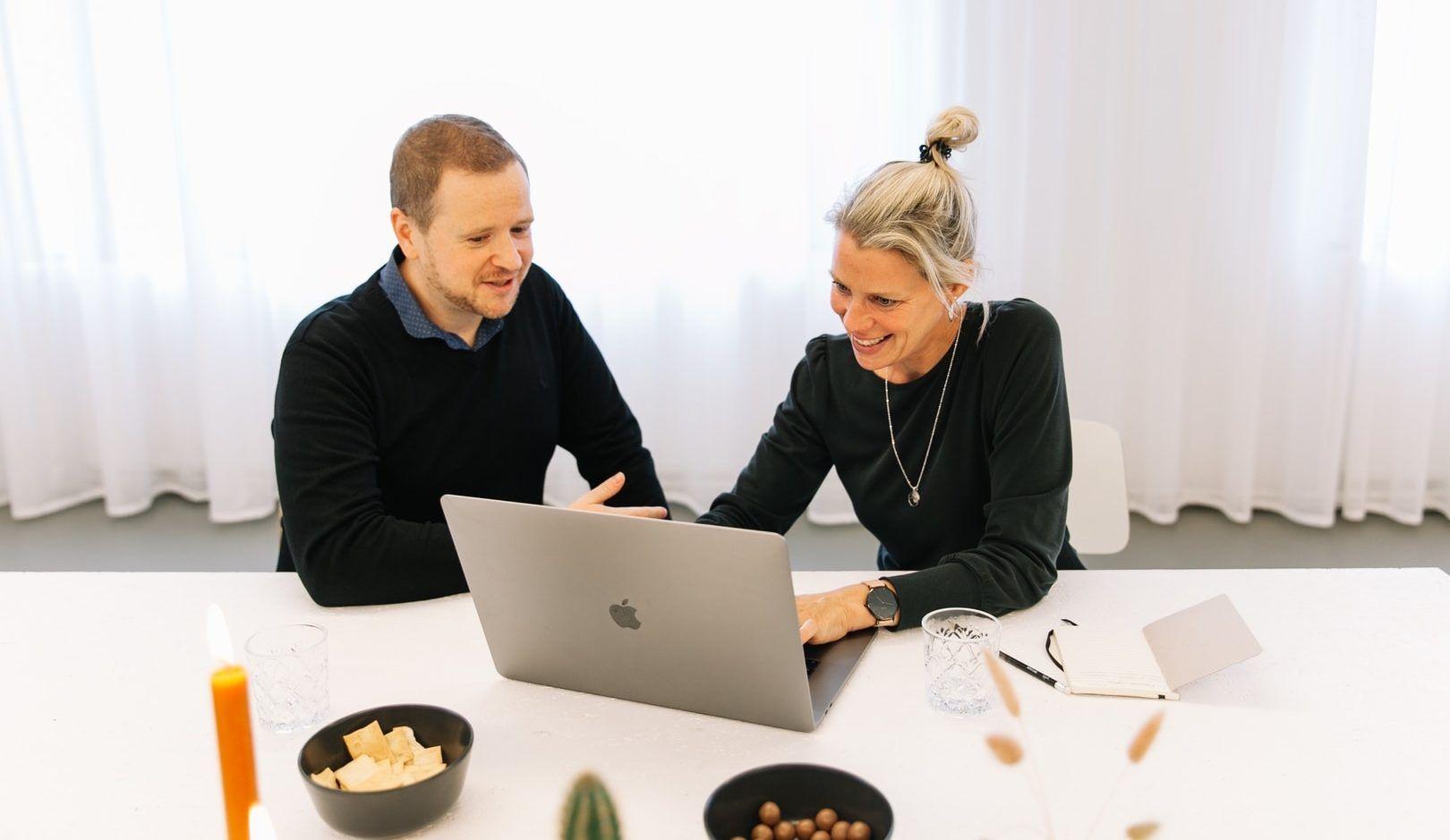 WordPress opzetten, ondersteunen of trainingen in mensentaal.